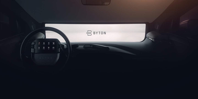 Byton @ CES 2019