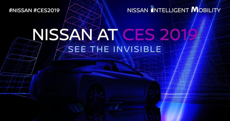 Nissan @ CES 2019