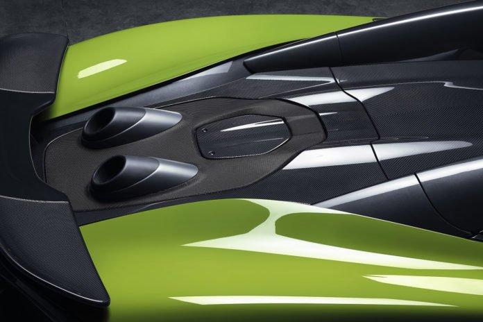 McLaren Automotive - Fifth Longtail Preview