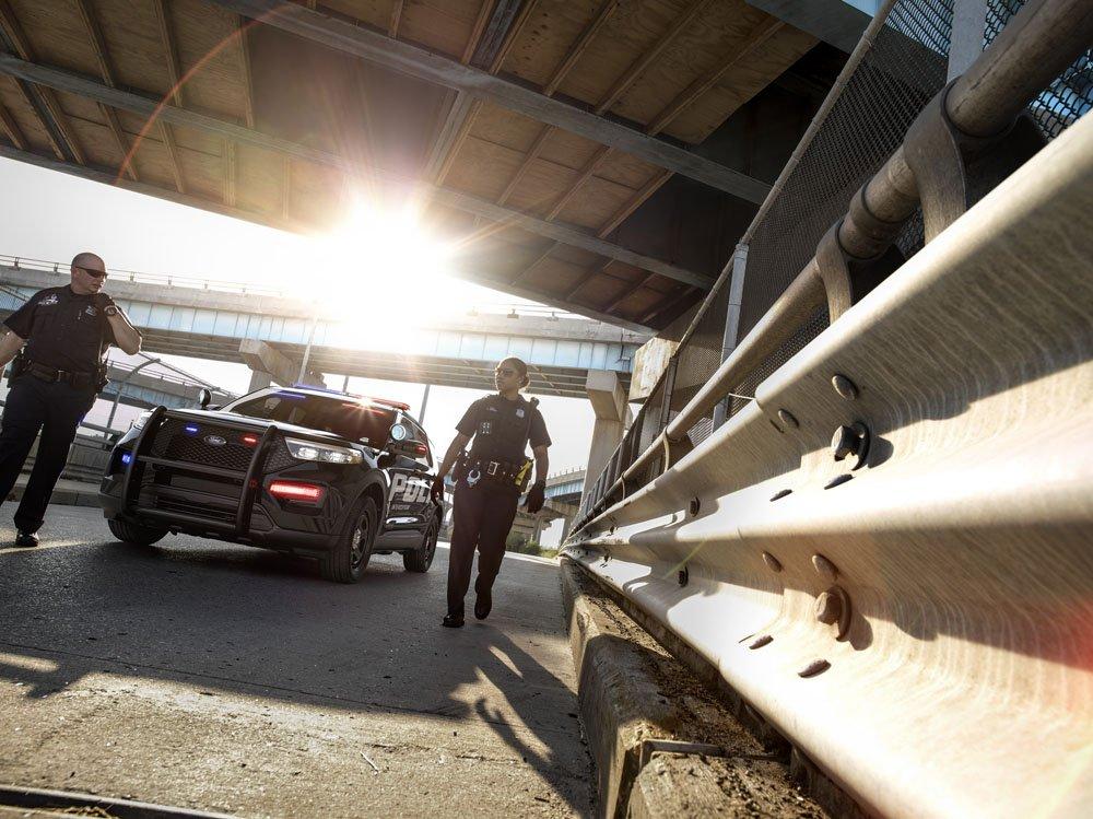 2020 Ford Police Interceptor