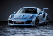 Gemballa Porsche 911 Turbo GTR 8XX Evo-R