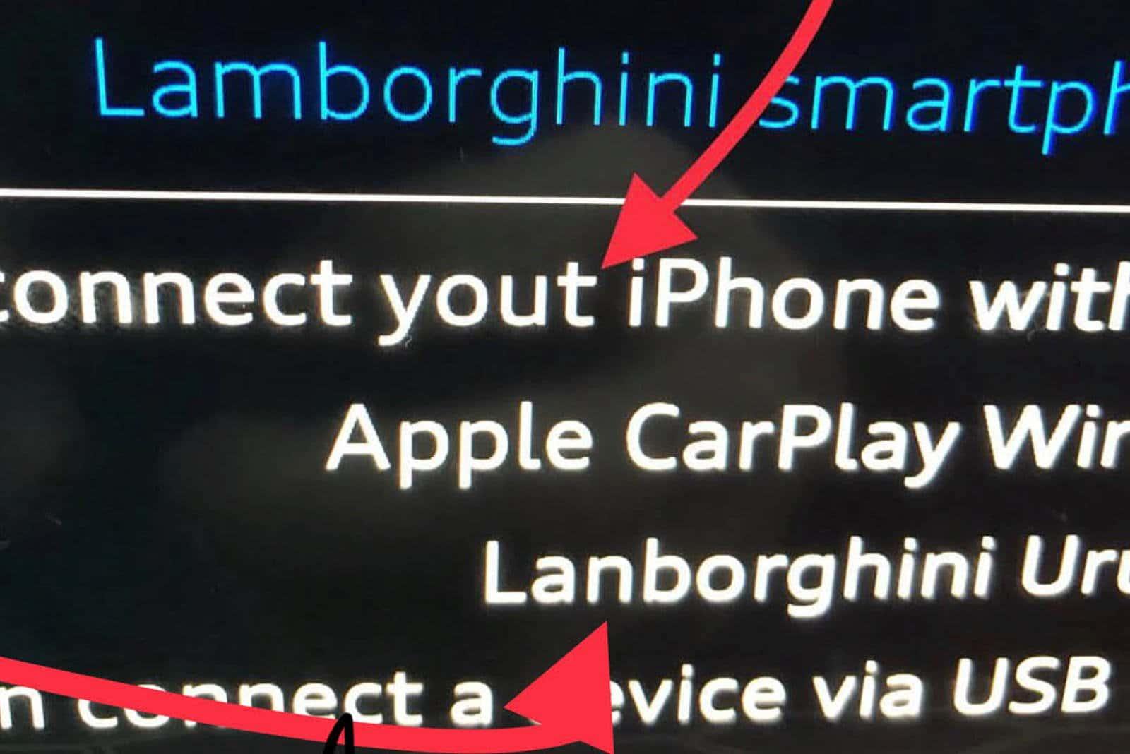 Lamborghini Urus Glitches