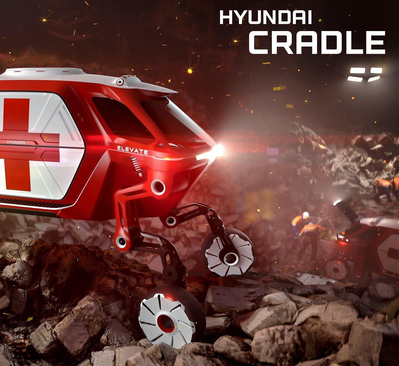 Hyundai @ CES 2019