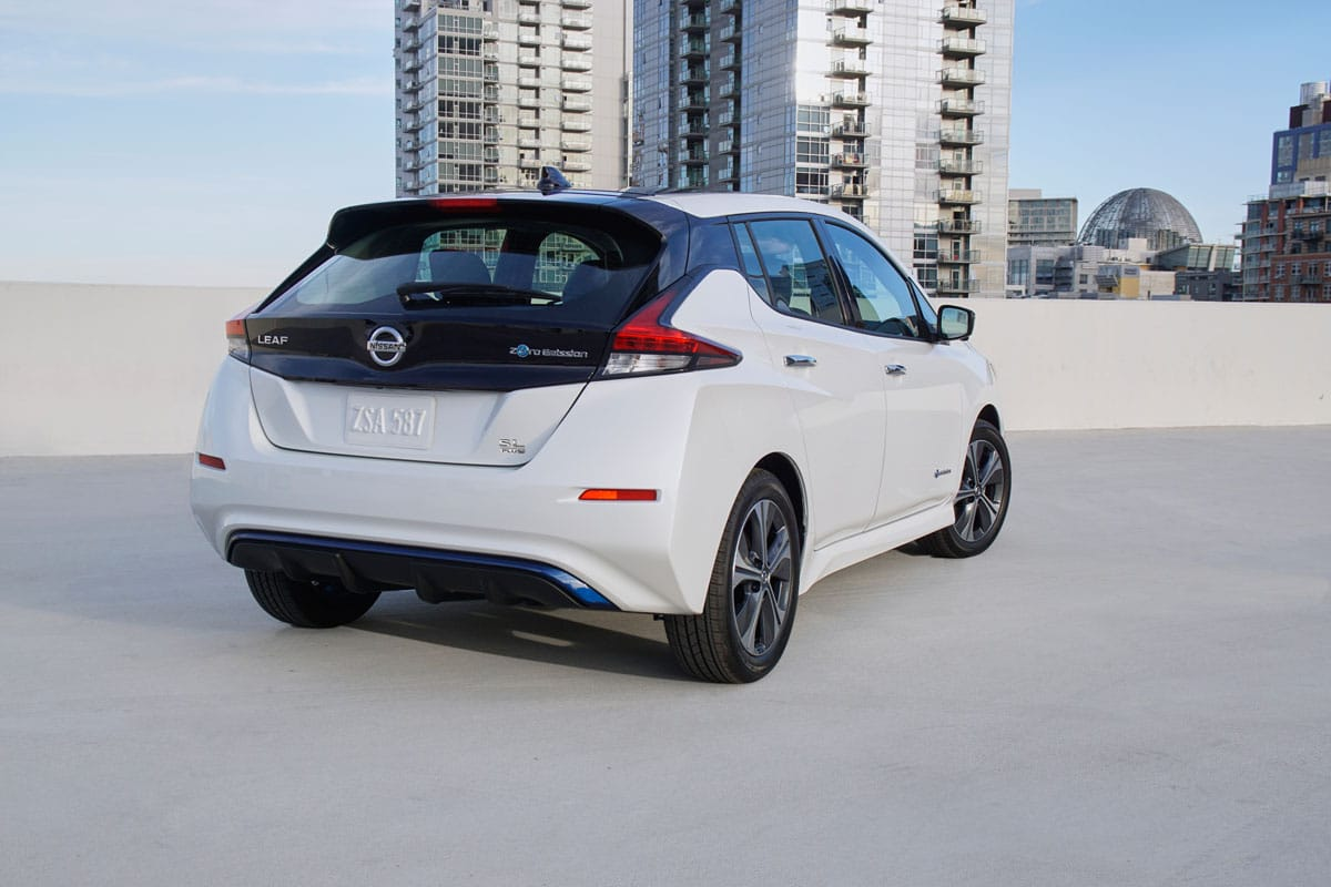 2019 Nissan LEAF PLUS e+