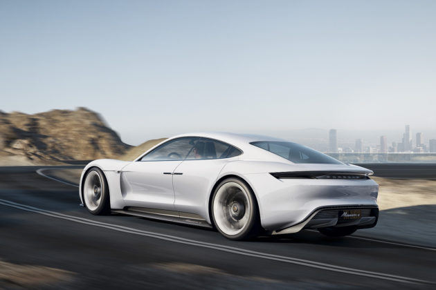 Porsche Taycan Concept