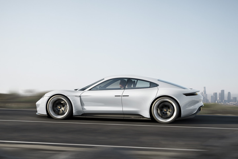 Porsche Taycan release date