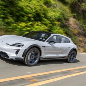 Porsche Taycan Cross Turismo News Roundup