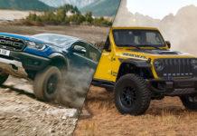 Ranger Raptor VS Gladiator Hercules
