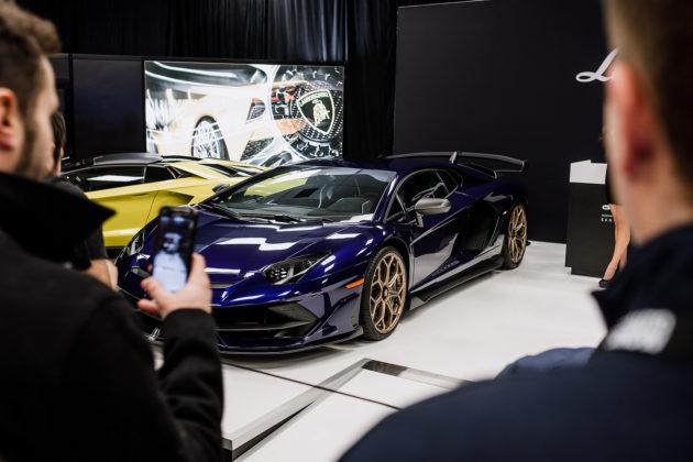 2019 Lamborghini Aventador LP 770-4 Superveloce Jota SVJ