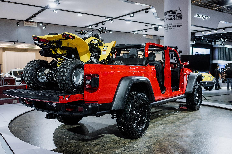 Geneva Auto Sales >> 2020 Jeep Gladiator Pictures Gallery and Quick Info ...