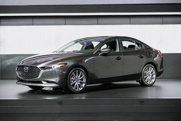 2019 Mazda3 pricing