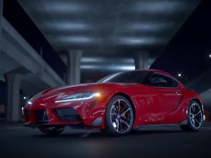 Toyota Supra 2020 Leaked Image