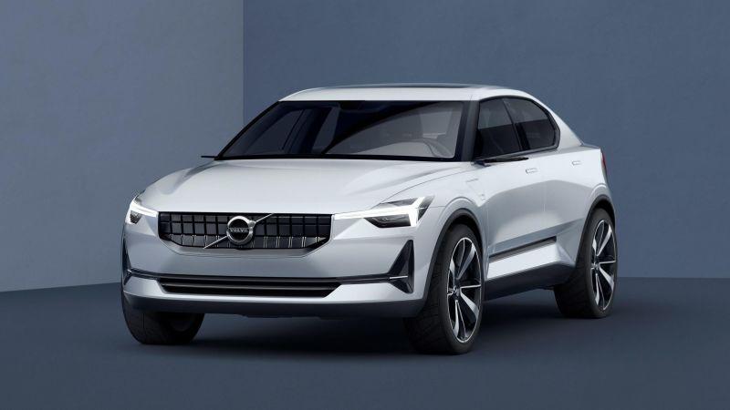 Volvo 40.2 Concept - Polestar 2