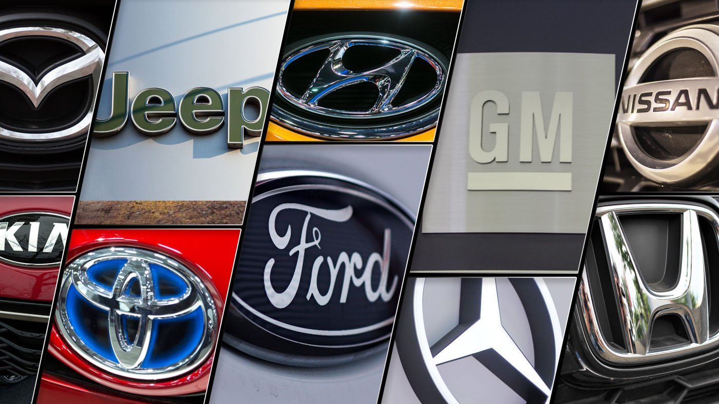 best-selling cars in Canada 2018