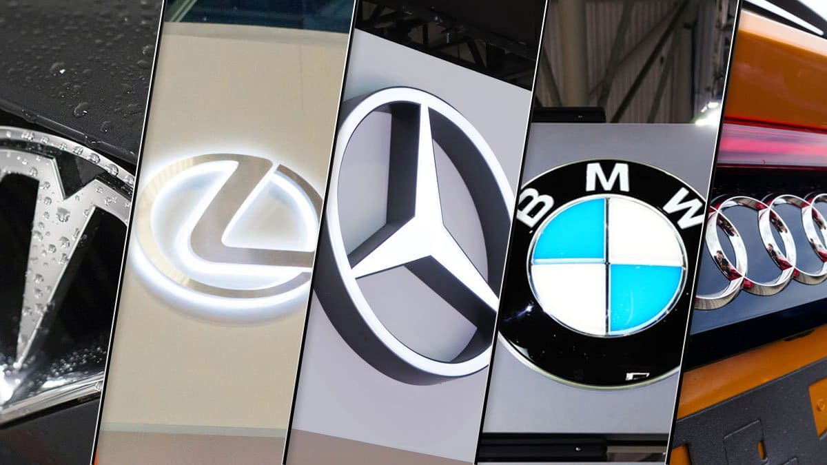 The Best Selling Luxury Car Brands In The Us In 2019 Motor Illustrated