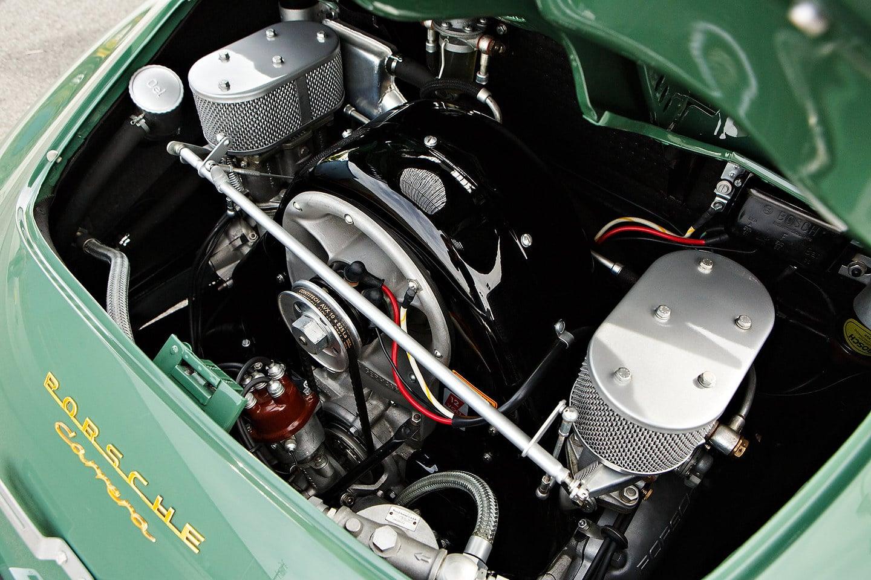 1958 Porsche 356 A 1500 GS/GT Carrera Speedster Jerry Seinfeld