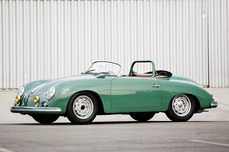 1958 Porsche 356 A 1500 GS/GT Carrera Speedstera1958 Porsche 356 A 1500 GS/GT Carrera Speedster Jerry Seinfeld