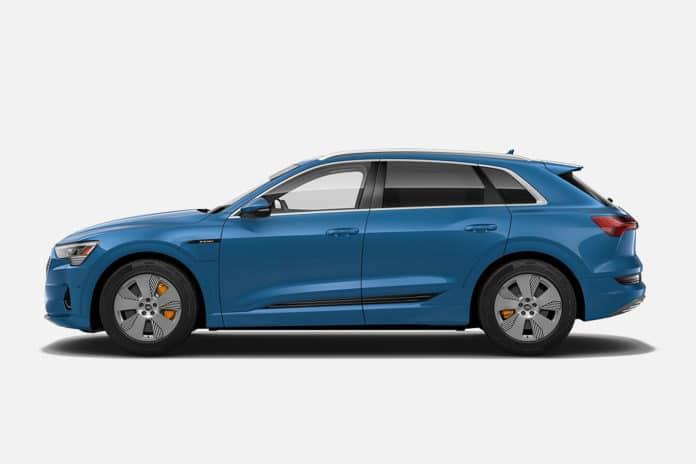 Audi e-tron 55 quattro Technik