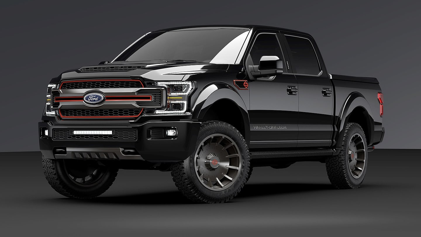 2019 Ford F-150 Official Harley-Davidson Truck
