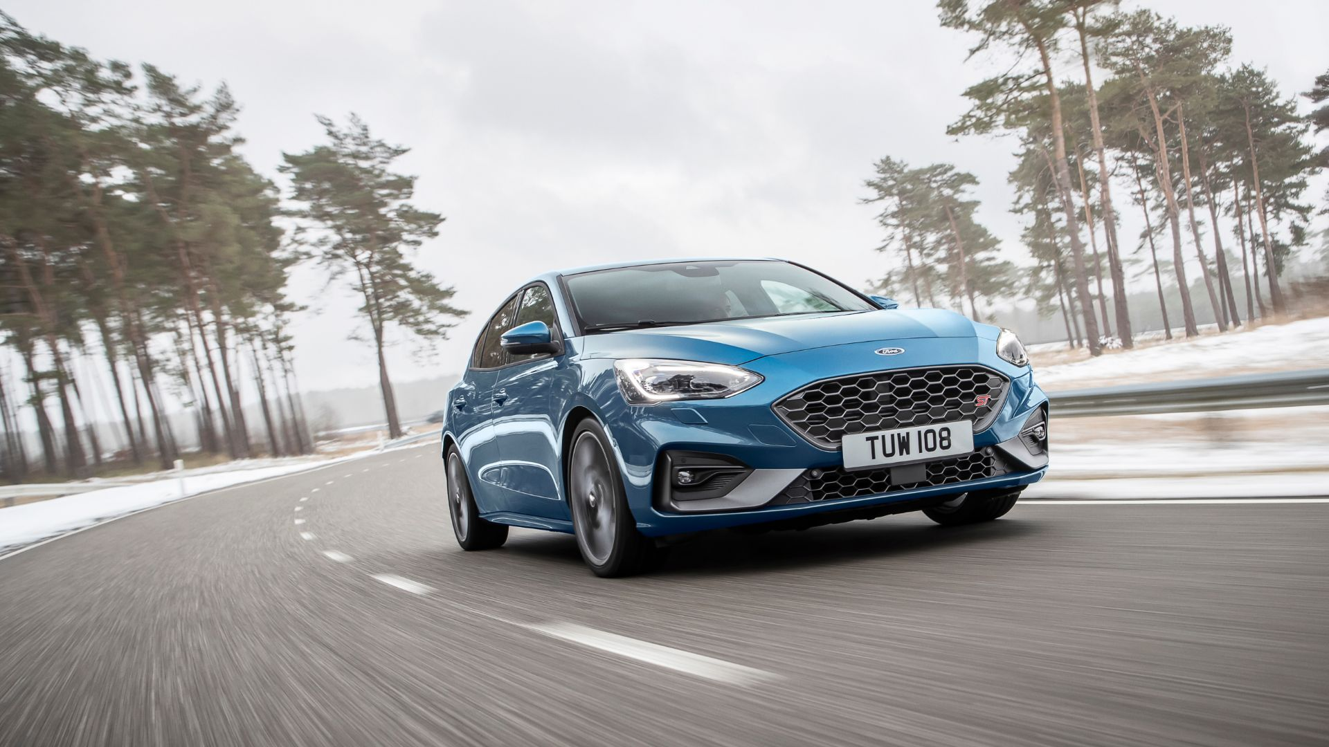 Ford Focus ST Picture Front