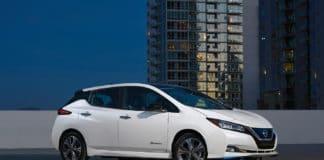 2019 Nissan LEAF PLUS IZEV Program