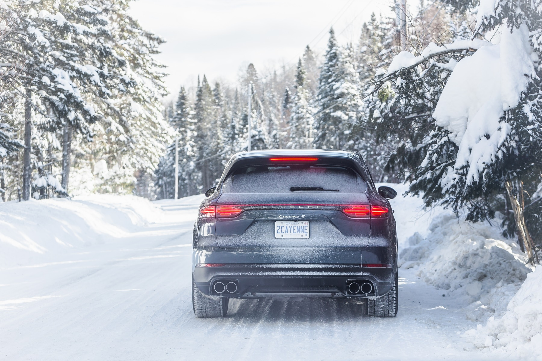 2019 Porsche Cayenne S Review: S is For Shnell - Motor