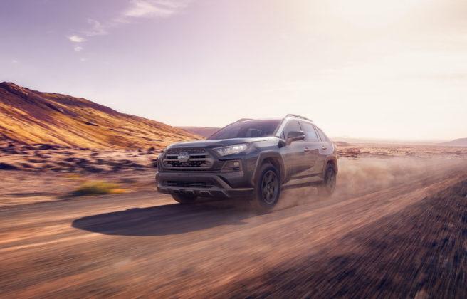 2019 Toyota RAV4 TRD Off-Road