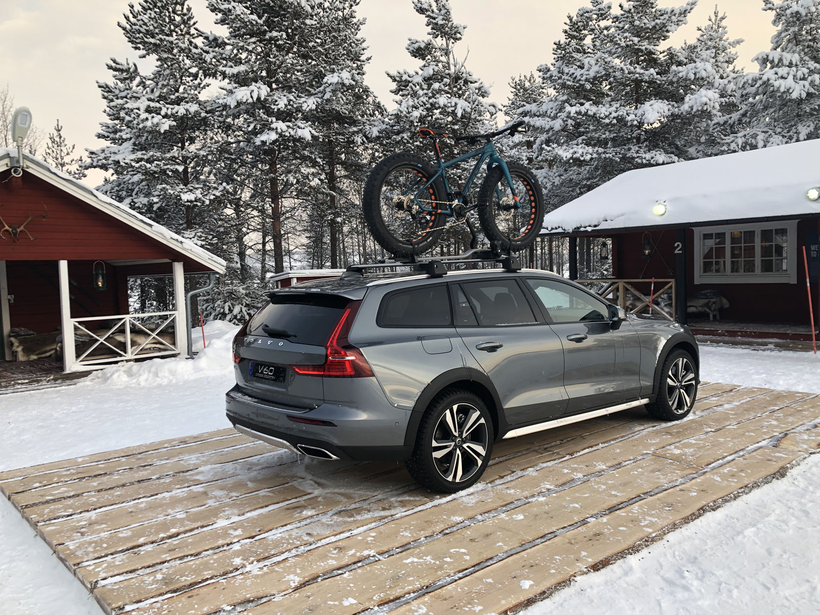 2019 Volvo V60 Cross Country First Drive Review Image
