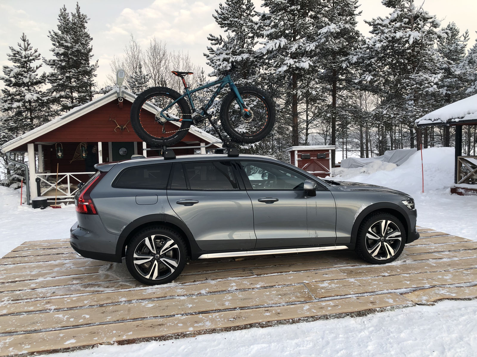 2019 volvo v60 cross country first drive review  the good old days are back