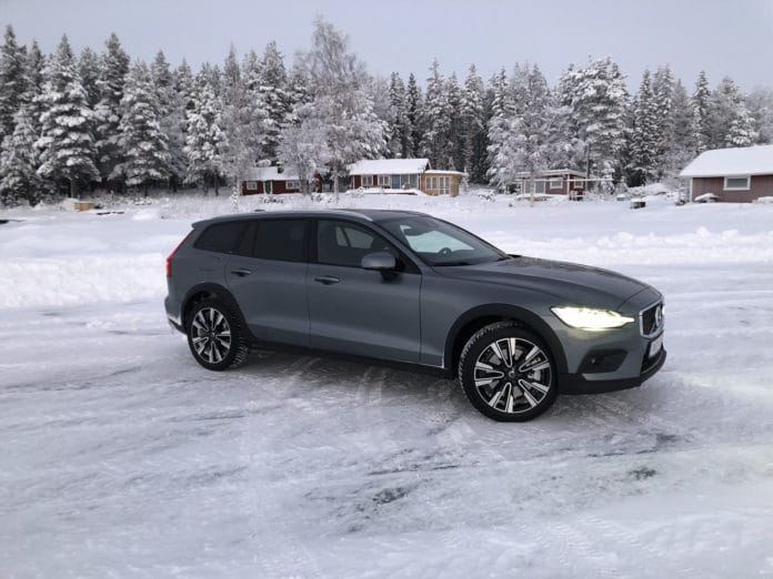 2019 Volvo V60 Cross Country First Drive Review