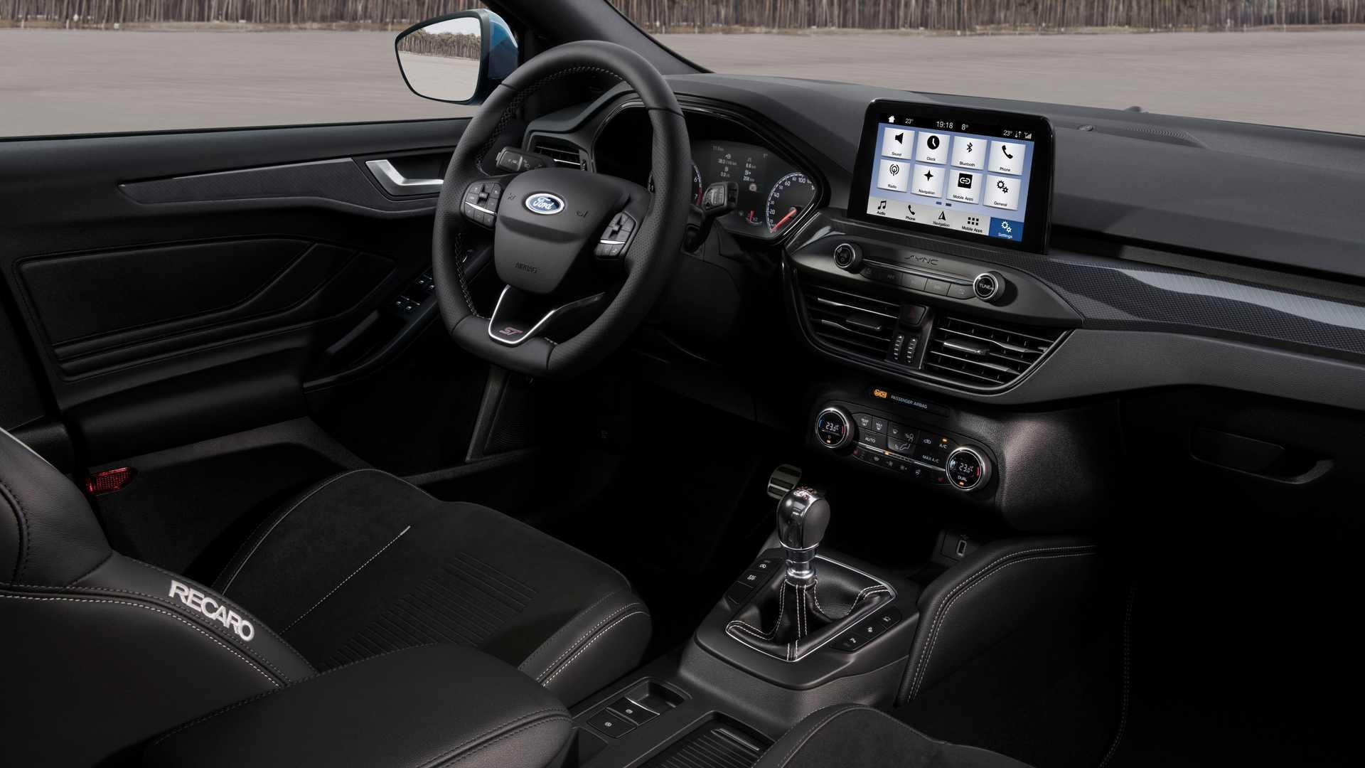 Ford Focus ST Picture Interior