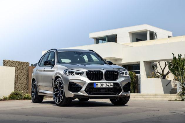 2020 BMW X3 M
