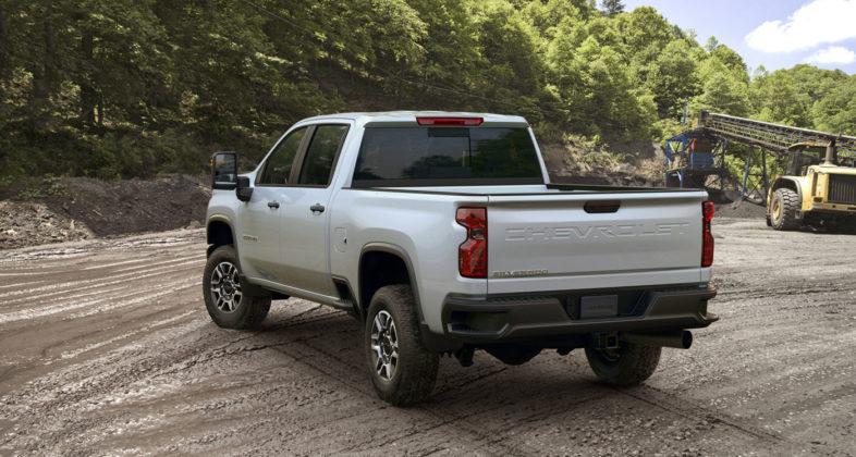 Chevrolet EV truck