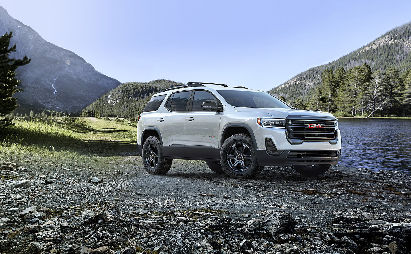 2020 GMC Acadia is here with a bold new look - Motor ...