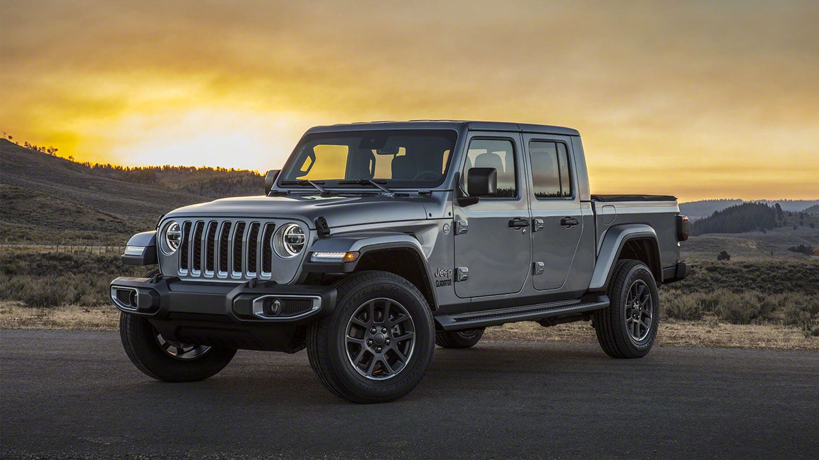 2020 Jeep Gladiator Pictures Gallery And Quick Info