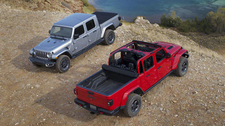 2020 Jeep Gladiator Pricing Info Revealed