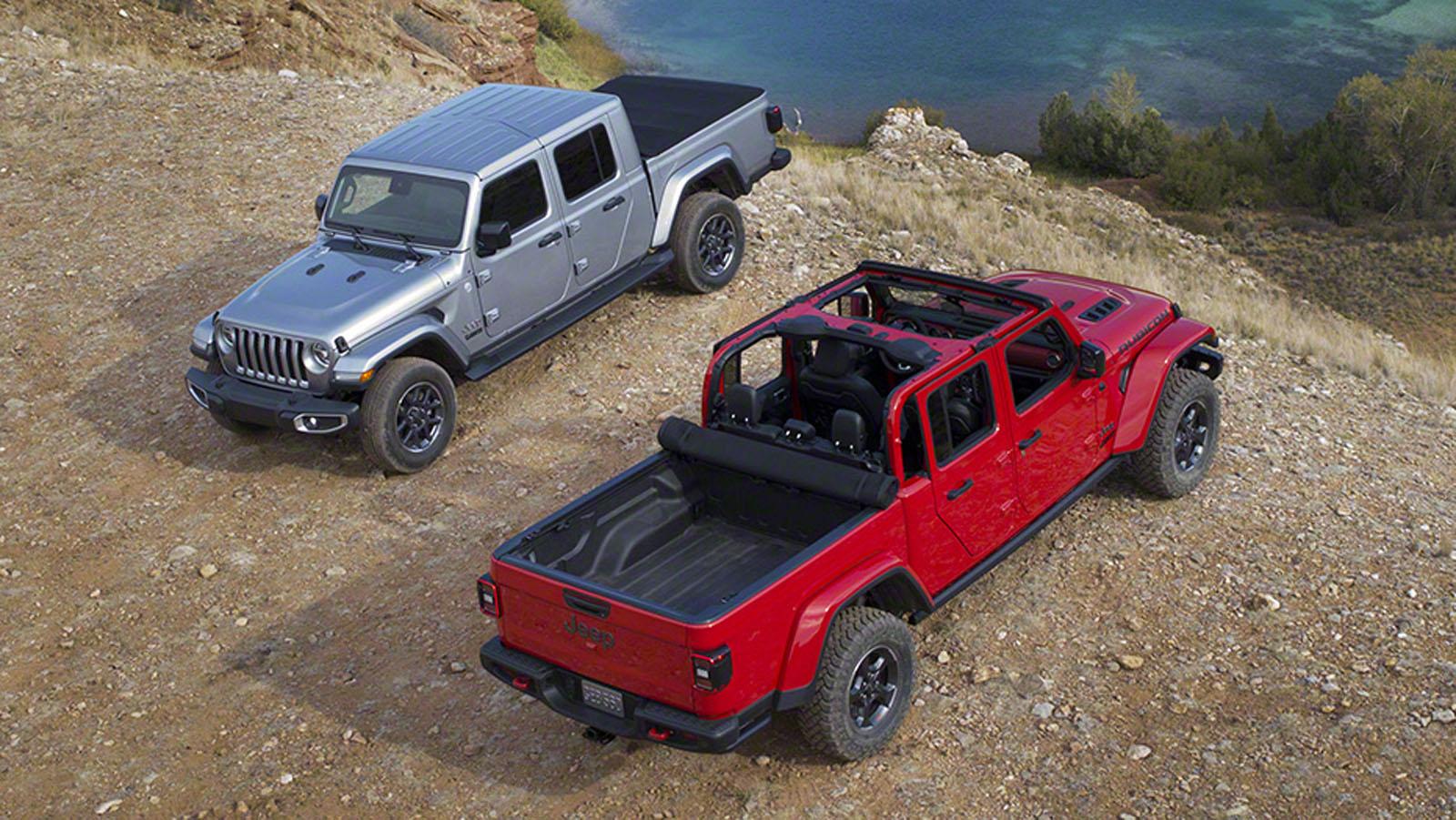 2020 Jeep Gladiator Pricing Info Revealed