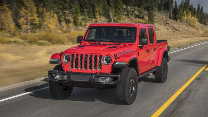 2020 Jeep Gladiator Pictures Gallery And Quick Info Motor Illustrated