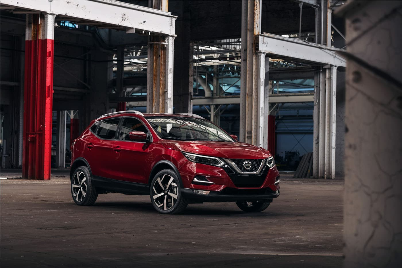 Bose Car Speakers >> 2020 Nissan Qashqai Arrives at Chicago Auto Show - Motor ...