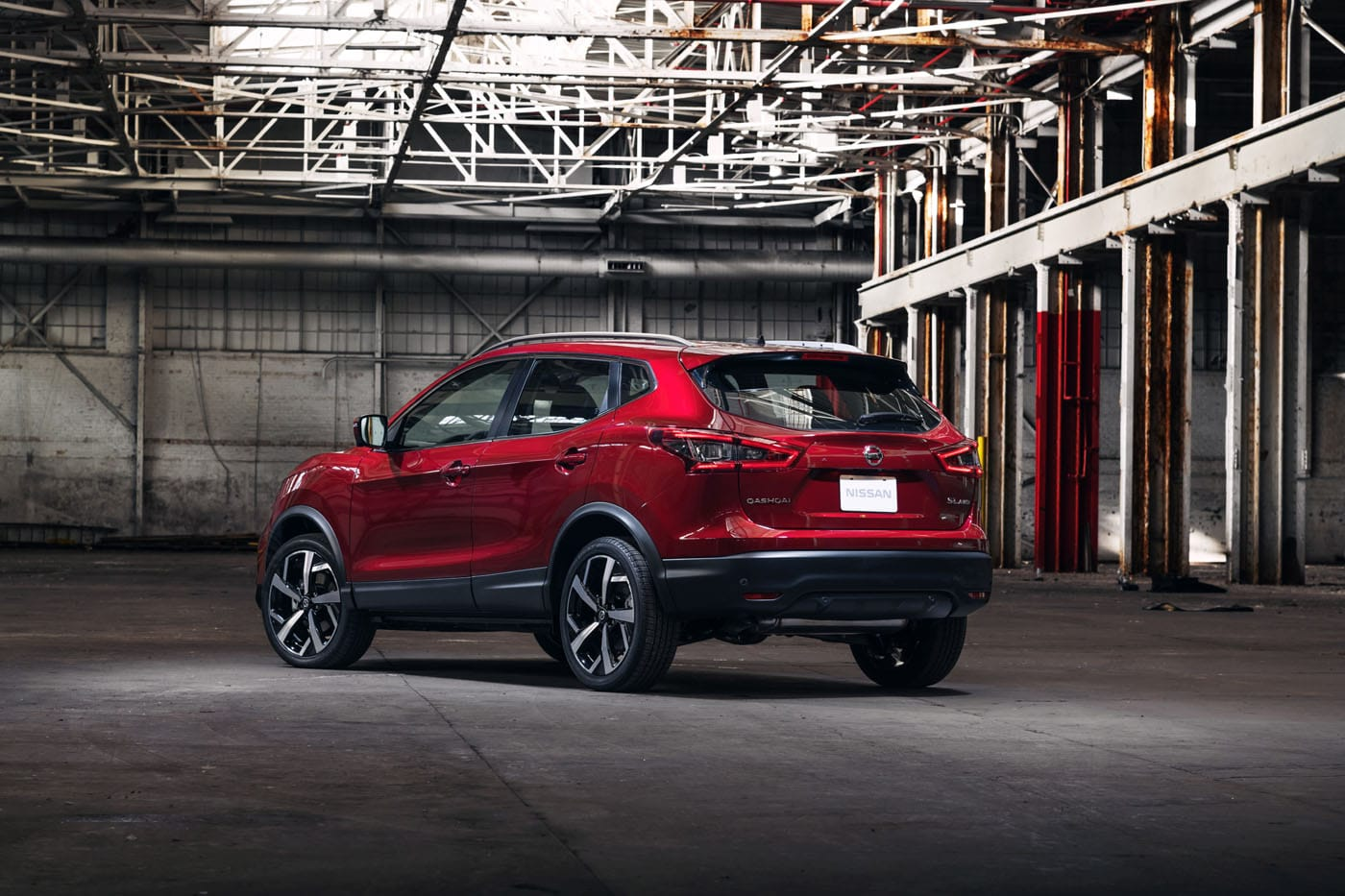 2020 Nissan Qashqai Arrives at Chicago Auto Show - Motor ...