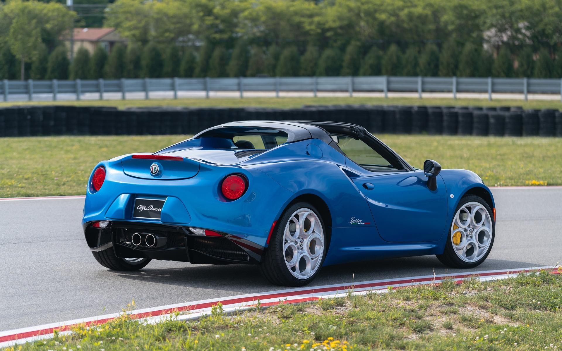 Alfa Romeo 4C Spier Italia