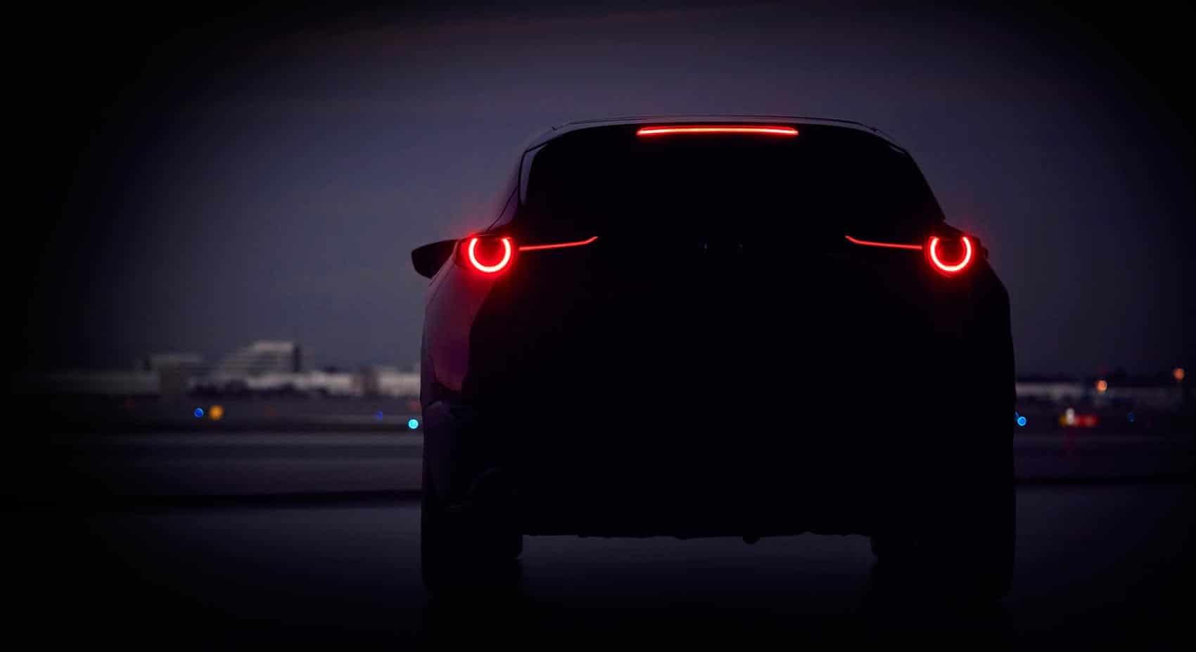 Mazda SUV Geneva Auto Show