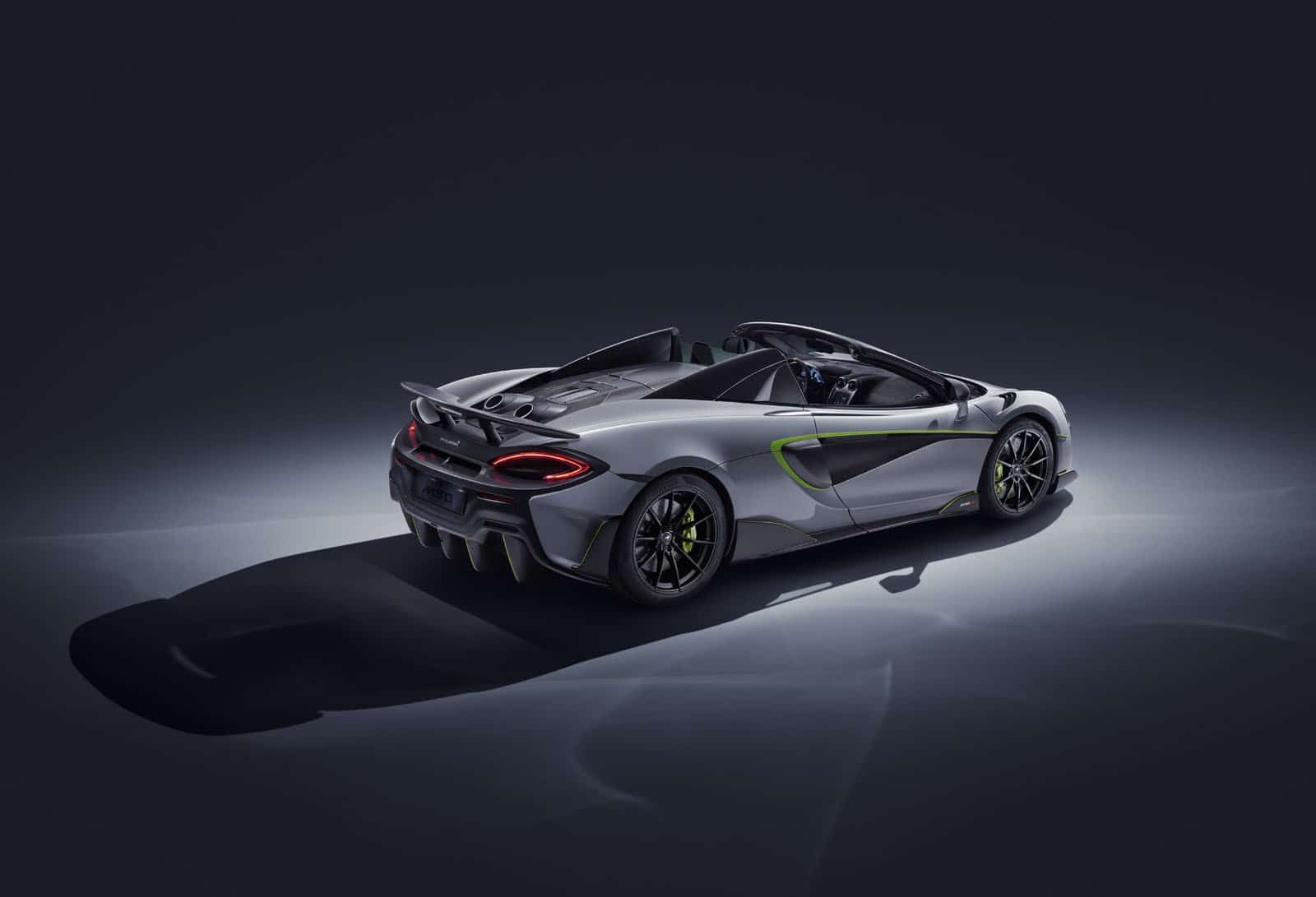 McLaren Special Operations McLaren 600LT Spider
