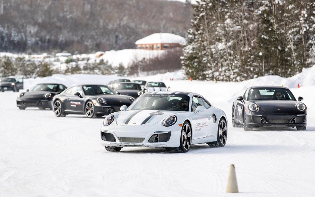 Porsche Ice Experience
