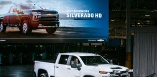 2020 Chevrolet Silverado