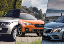 Subaru, Land Rover, Mercedes-Benz ALG 2019 Residual Value Awards