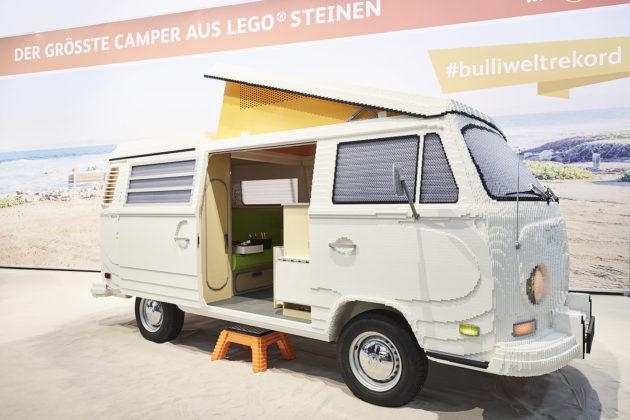 LEGO Volkswagen T2 Bulli