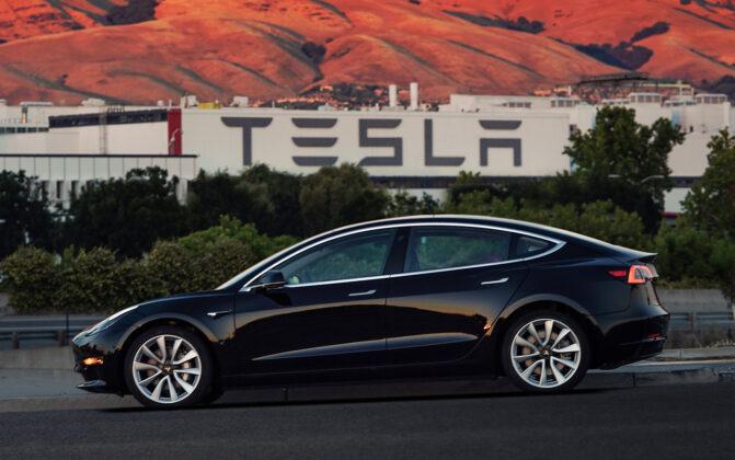 Tesla and FCA team together