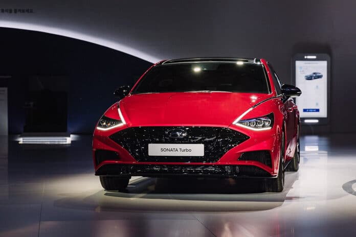 2020 Hyundai Sonata Turbo