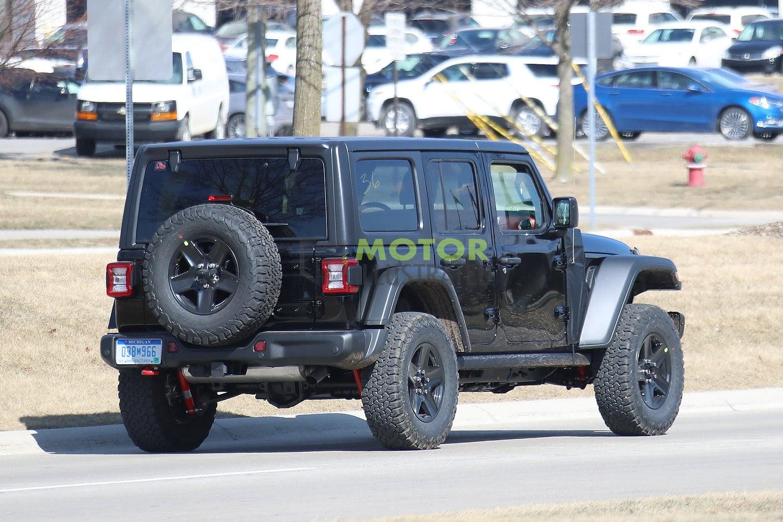 2020 Jeep Wrangler PHEV